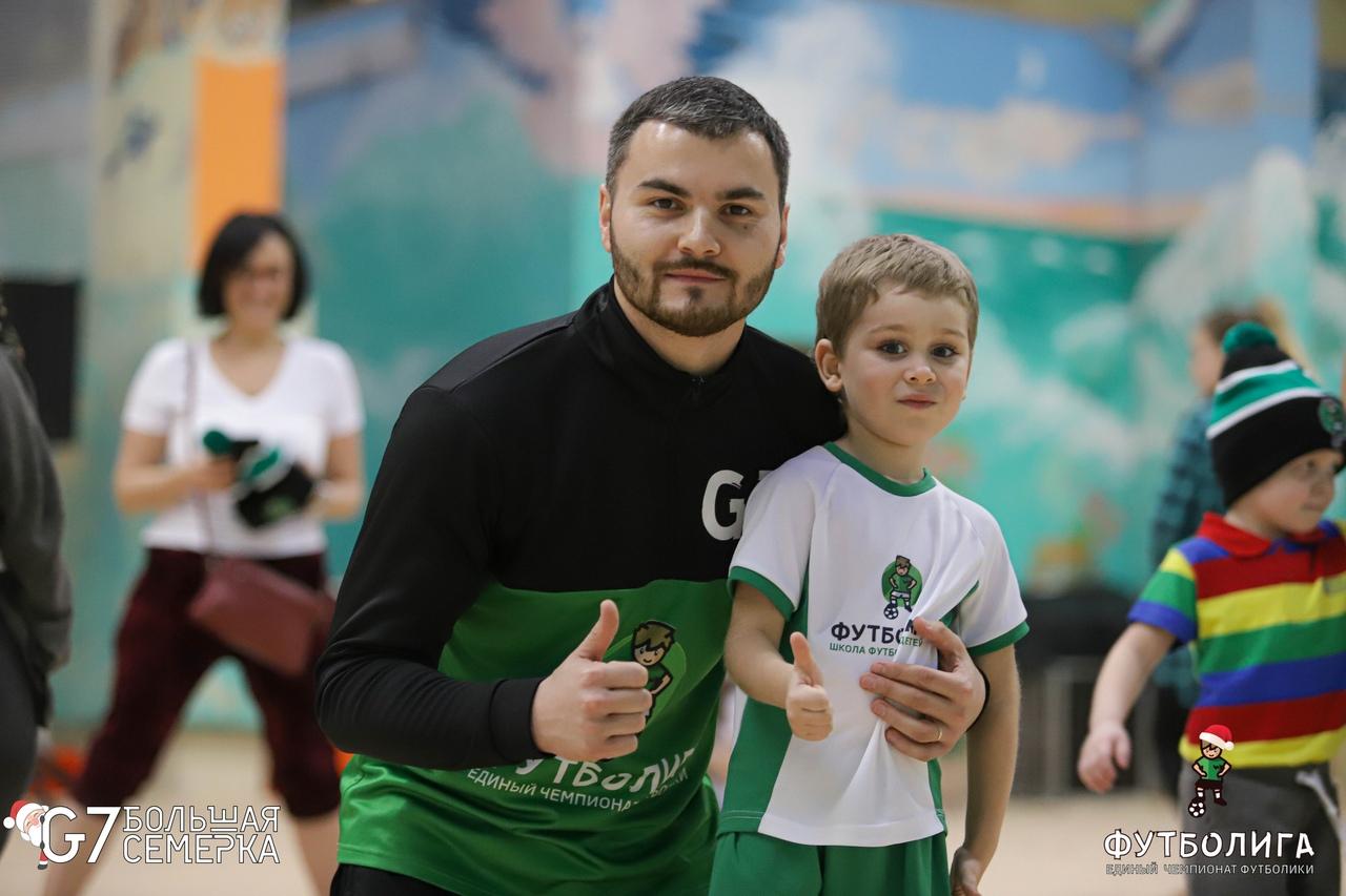 тренер футболики Зарипов Марат