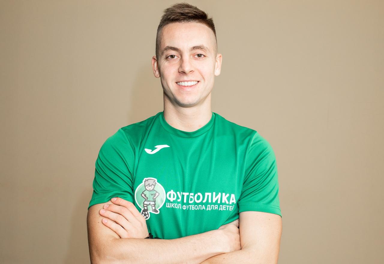 тренер футболики Тугов Эдуард