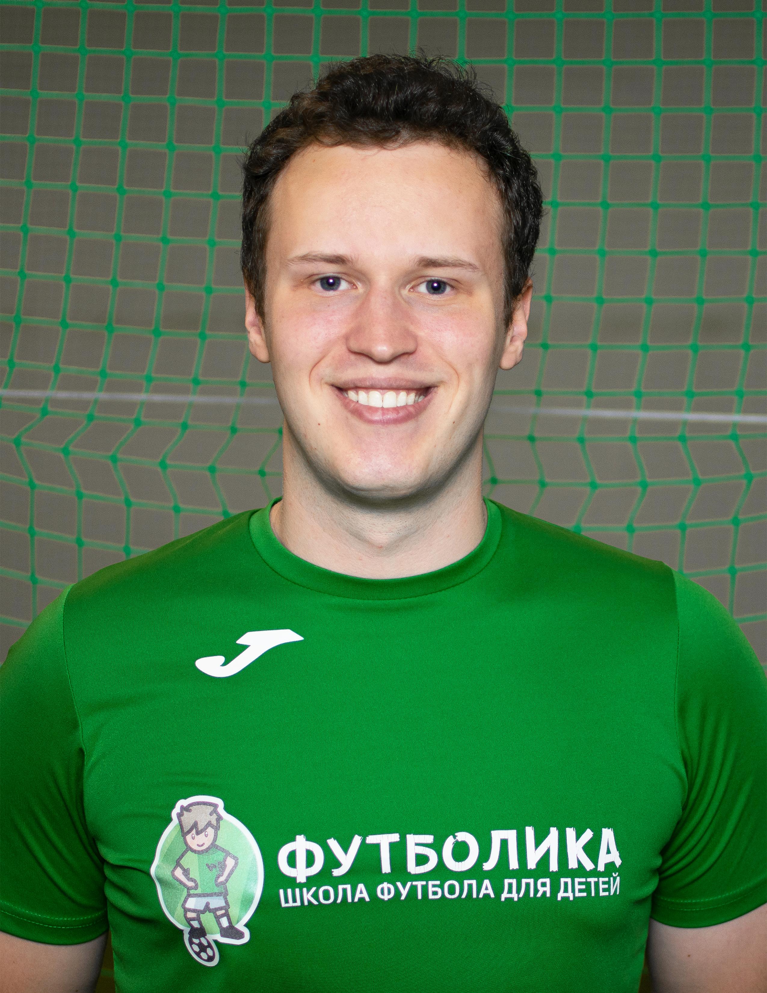 тренер футболики Ефтимицэ Максим
