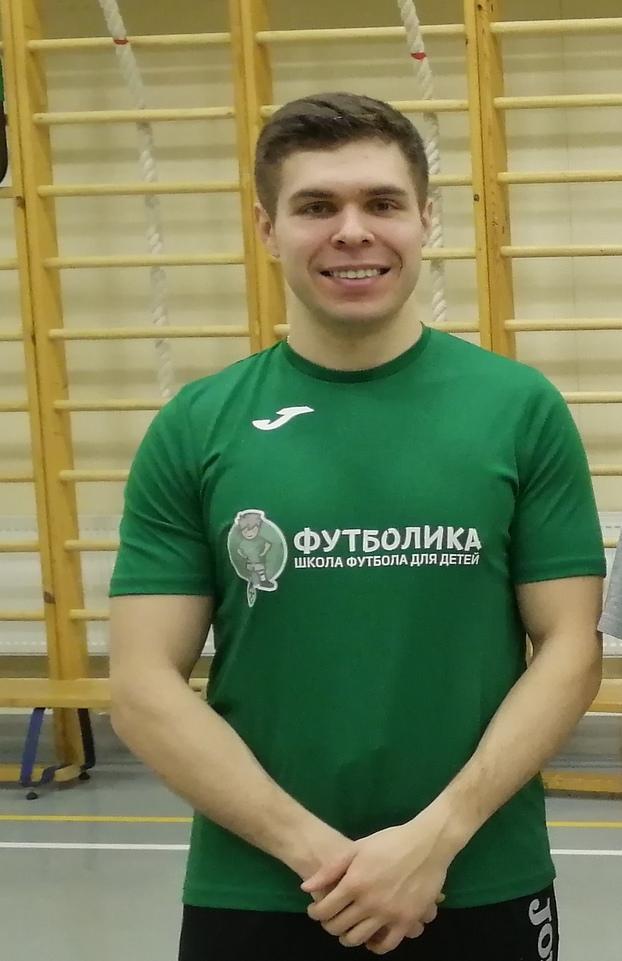 тренер футболики Борисов Игорь