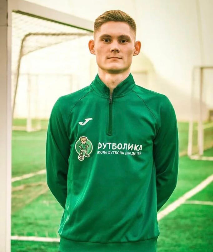 тренер футболики Поповченко Александр