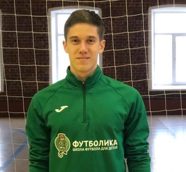 тренер футболики Квитченко Андрей