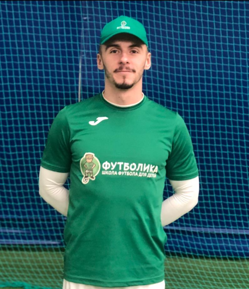 тренер футболики Кянджалиев Михаил